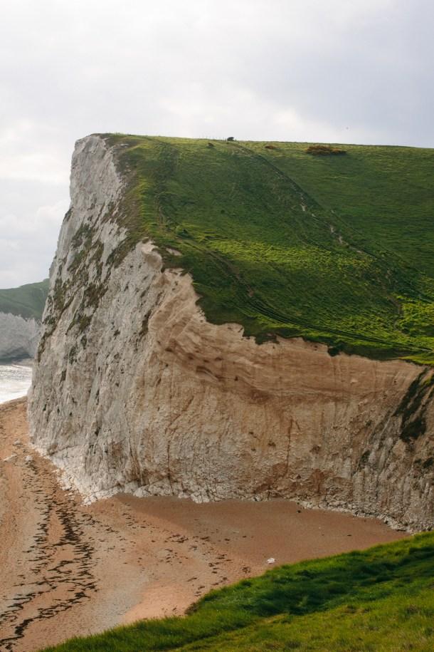 Bat's Head Durdle Door, Dorset Travel Guide by Map & Menu
