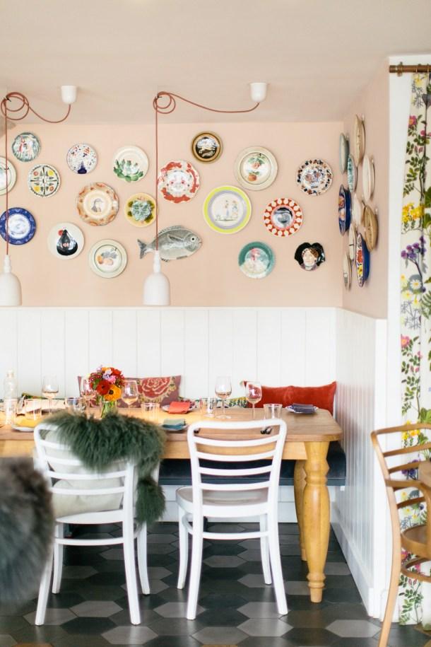 Brassica Restaurant Dorset Travel Guide by Map & Menu