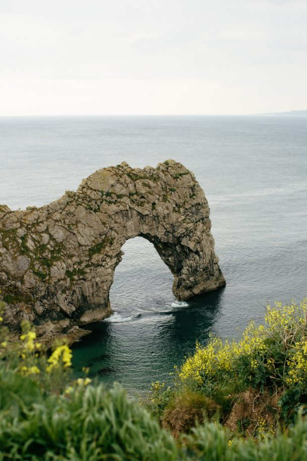 Durdle Door, Dorset Travel Guide by Map & Menu