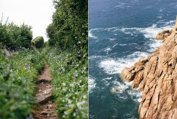 Porthgwarra Cornwall Travel Guide by Map & Menu