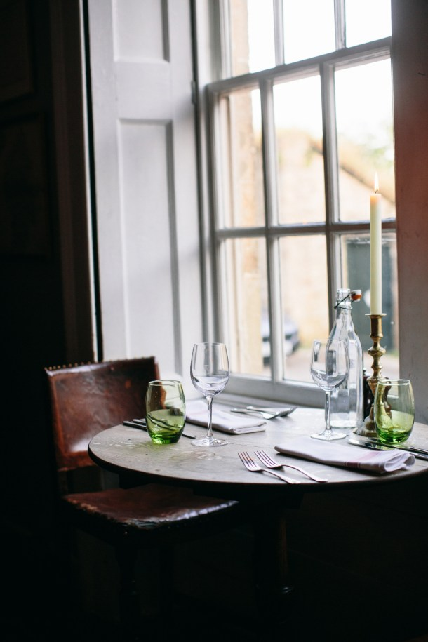 The Talbot Inn Mells by Map & Menu