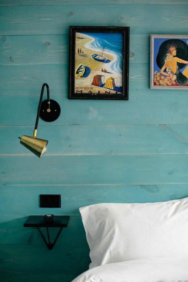 Higgins Beach Inn, Scarborough, Maine featured on Map & Menu