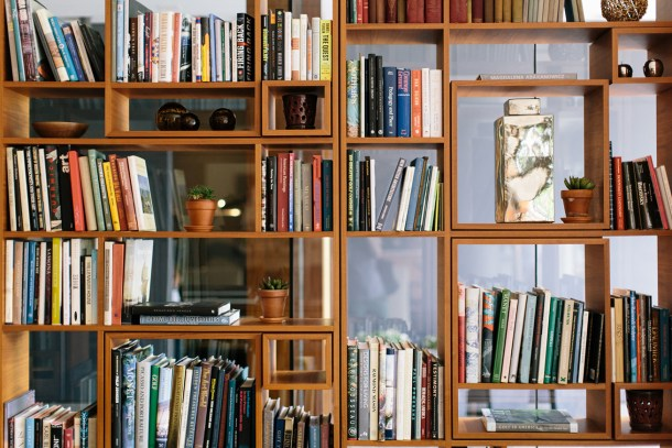 The Study at Yale, New Haven by Meredith Perdue