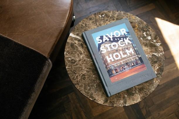 Savor Stockholm Book