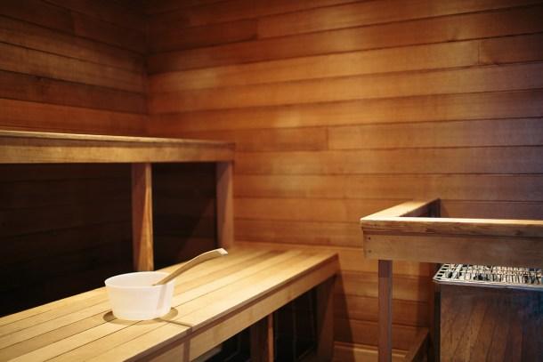 Inn at Oceans Edge Sauna