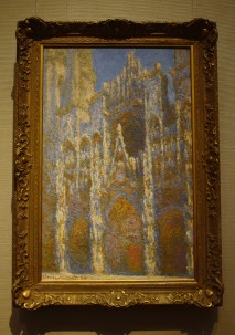 Rouen Cathedral, Façade (1894) by Claude Monet