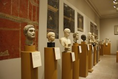 Busts from Art of the Ancient World