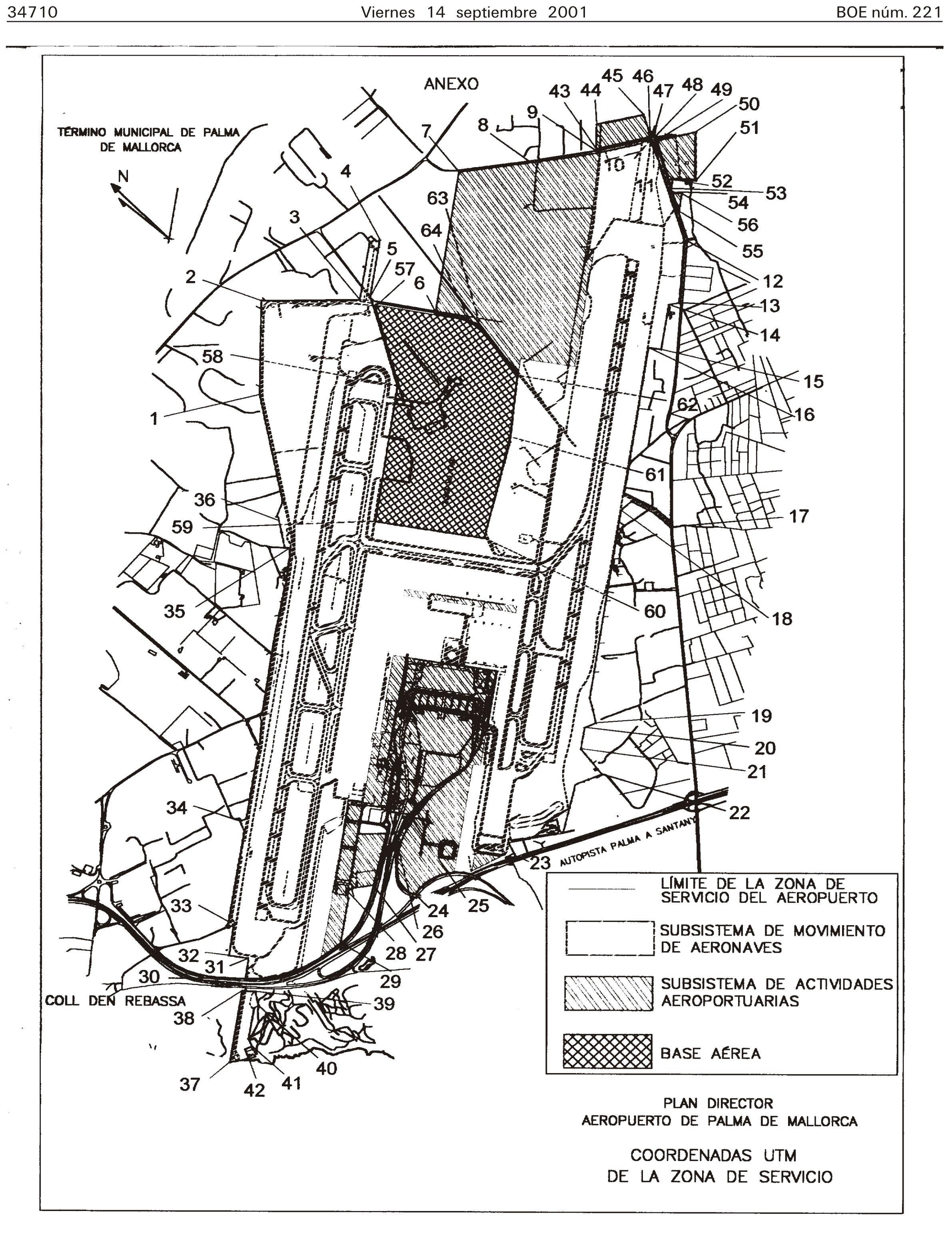 Maps Of Palma De Mallorca Airport