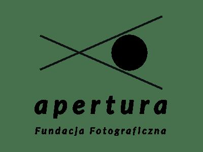 Logotyp Fundacja Fotograficzna Apertura - 400px transparent on white