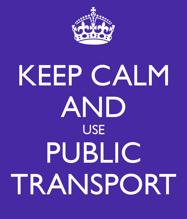 use local transport