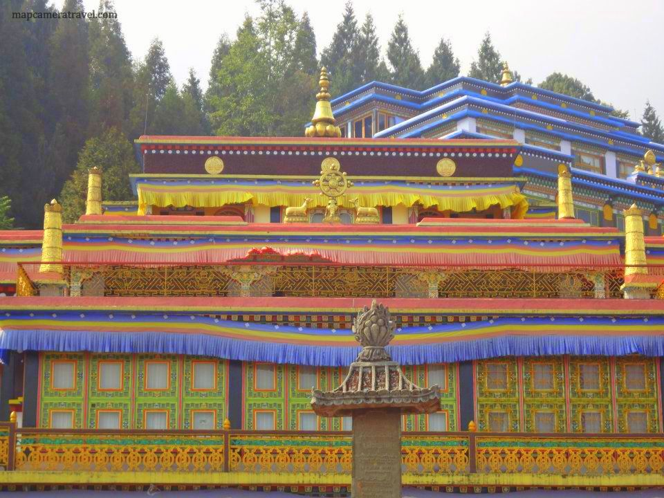 Rumtek Monestry - Gangtok