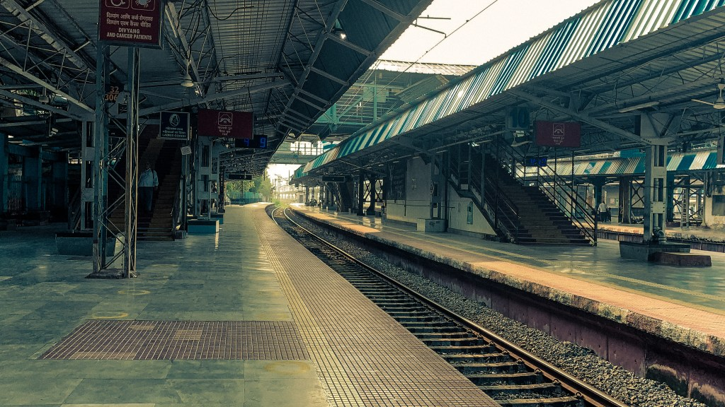 Train travel rules in india