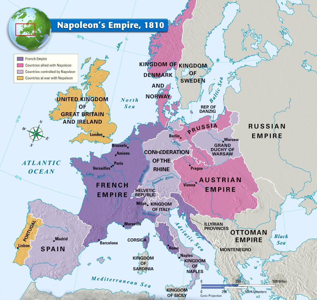 Napoleon S Empire