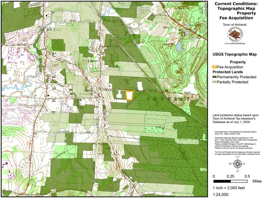 BDR Topographic USGS