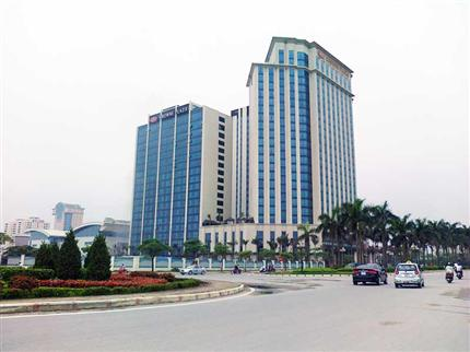 Crowne Plaza - Hà Nội