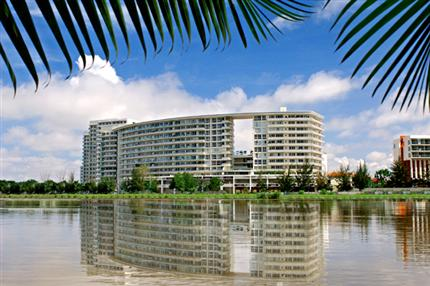 Chung cư cao cấp Grand View - TP.Hồ Chí Minh