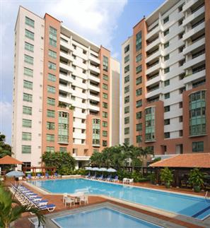 Khách sạn Somerset - TP.Hồ Chí Minh