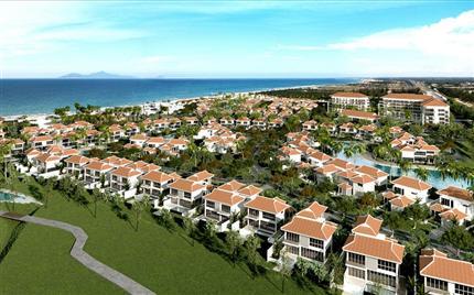 Khu biệt thự Ocean Villas - Đà Nẵng