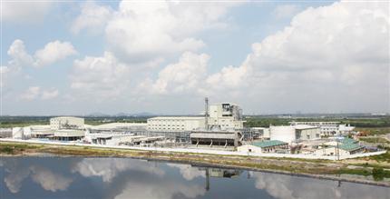 Nhà máy Pvtex Đình Vũ - Hải Phòng