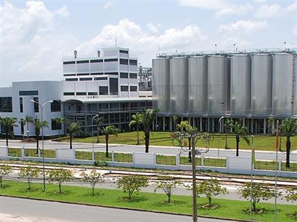 Nhà máy bia Sài Gòn - TP.Hồ Chí Minh