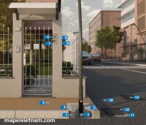 Bảo trì sửa chữa đường đô thị