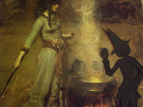 my witch calls upon other witches