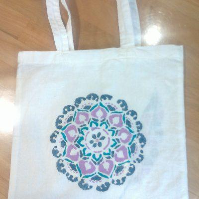 """Tote Bag """"Ethnique"""""""