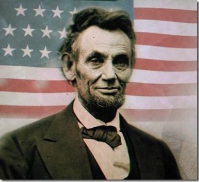 Portrait Abraham Lincoln