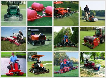 keep track of your golf turf equipment and machinery