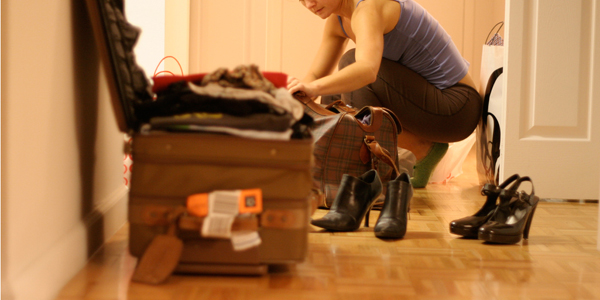 packingshoes via @maphappy
