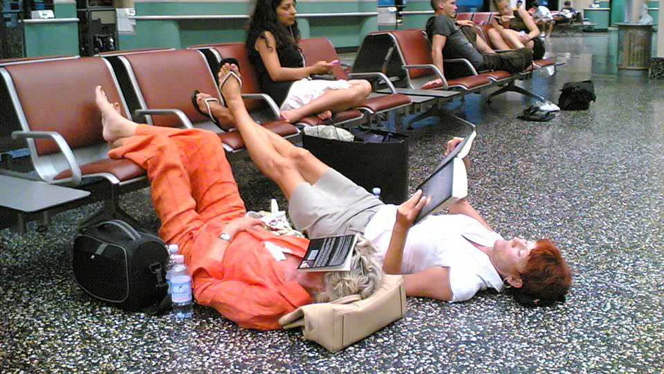 What's the Best Layover Time to Make Your Flight? via @maphappy