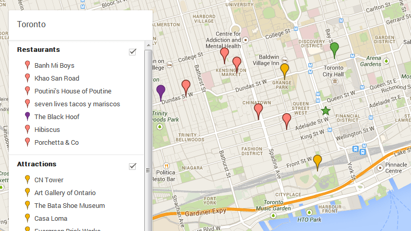 Here's How To Make an Itinerary Using Google Custom Maps via @maphappy