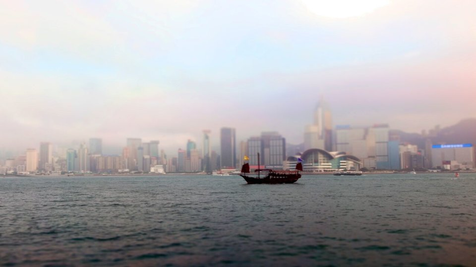 Hong Kong, more or less as I how remember it. (Kevin Poh / Flickr)