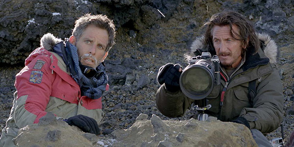 Ben Stiller, left, with Sean Penn, as Sean O' Connell. (20th Century Fox)