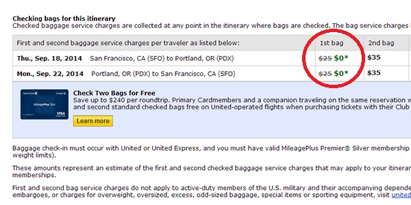 See? It just jumps to $35 for United.