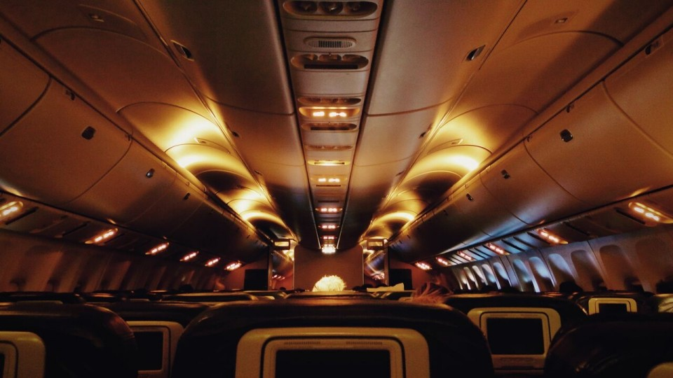 The Essential Toolkit for Surviving a Plane Flight via @maphappy