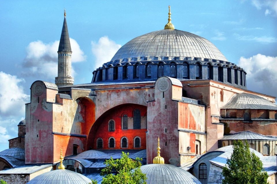 The Hagia Sophia in Istanbul closes on Mondays. (Martin Teber / Flickr)
