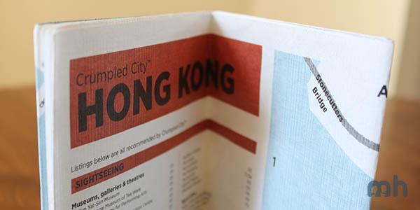 First glance at Hong Kong.