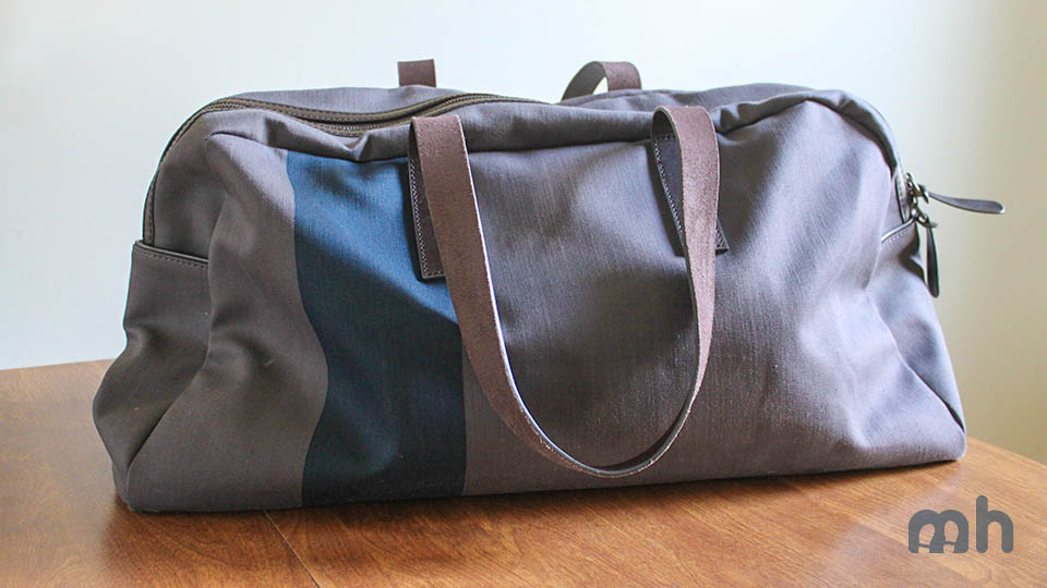 The Everlane Weekender Only Looks Good. That's It. via @maphappy