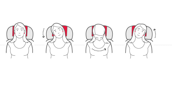How To Stop Feeling Like a Human Blob In Your Seat via @maphappy