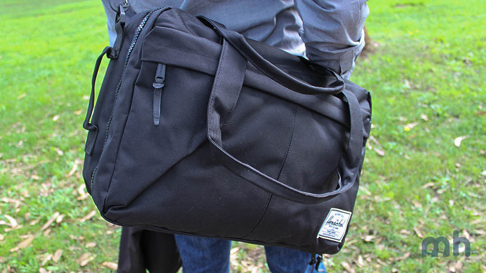 The Herschel Bowen Travel Duffle Is a Solid Weekender via @maphappy