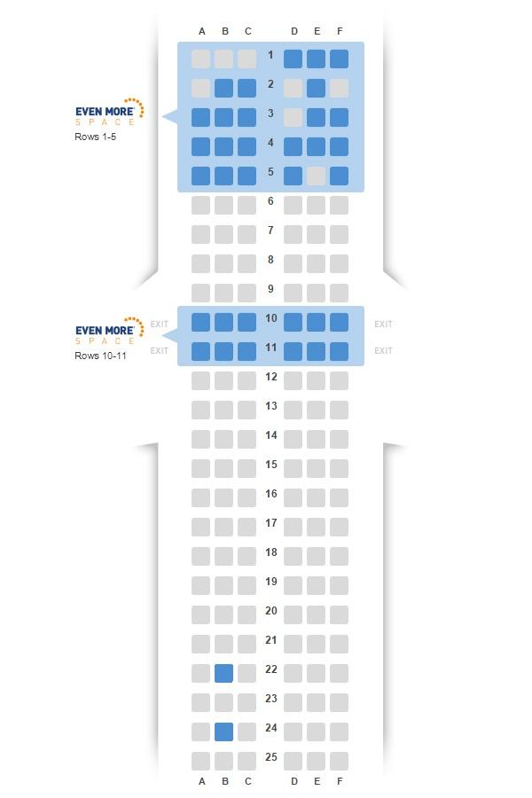 Jetblue Seat Chart Brokeasshome Com