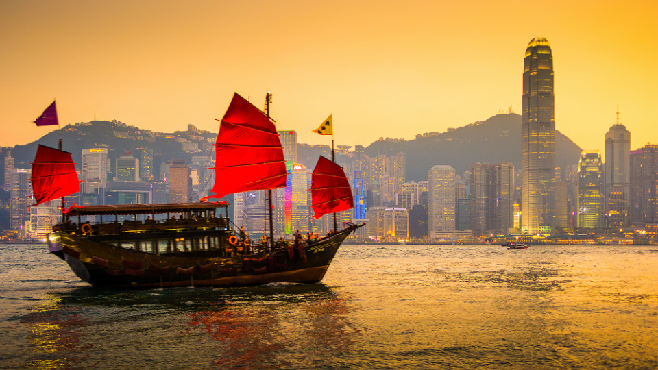 The Quick Lowdown to Hong Kong via @maphappy