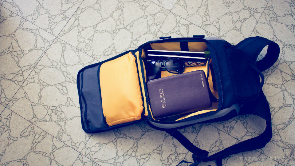 The Five Essential Bags Every Serious Traveler Needs via @maphappy