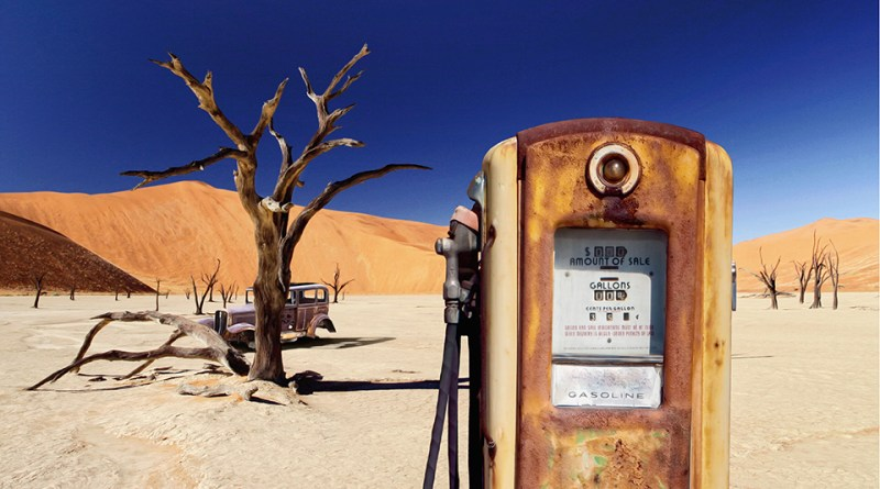 How To Pay for Gas in the U.S. With a Foreign Credit Card