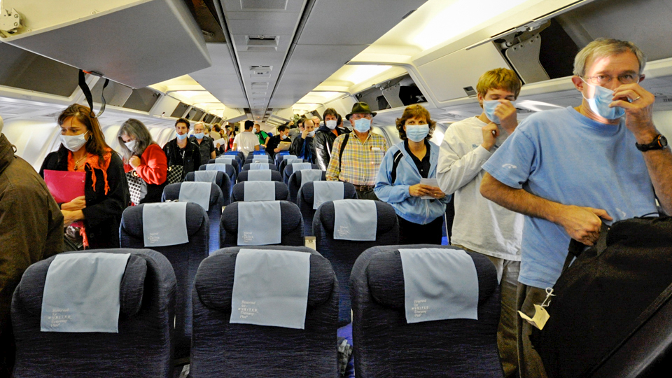 Germs on a Plane! It Pays To Be a Hypochondriac via @maphappy