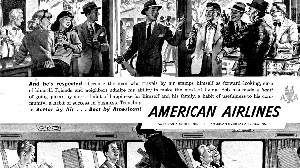 There's One North American Airline That's Still Pretty Awesome (It's Not American Airlines) via @maphappy