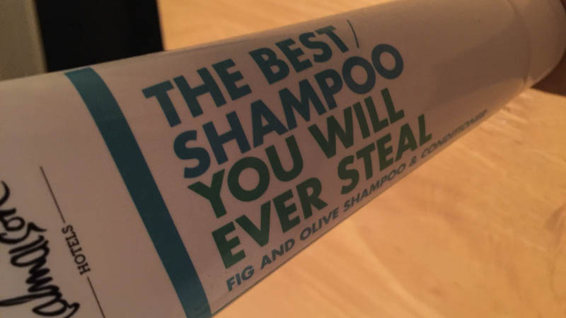 Poll: Is It Okay To Steal Hotel Shampoo? via @maphappy