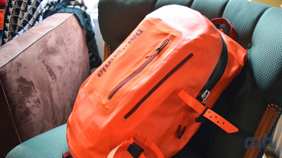 Review: The Patagonia Stormfront Is One Badass Bitch Backpack via @maphappy