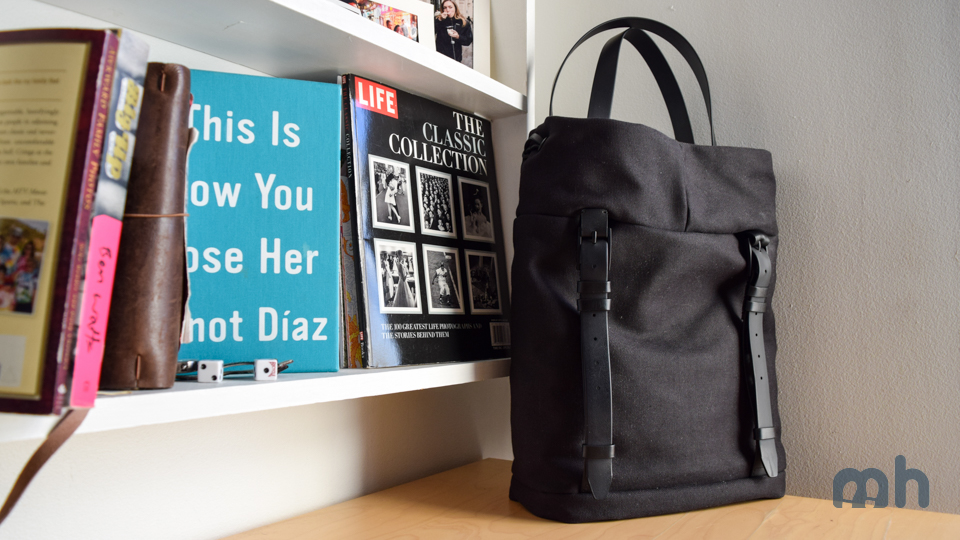 The côte&ciel Saar Small Might Be the Fairest Bag of Them All via @maphappy